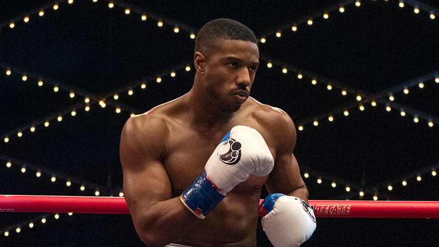 Creed II La Leyenda de Rocky