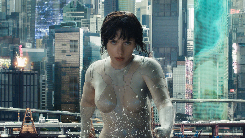 GHOST IN THE SHELL: 攻殻機動隊