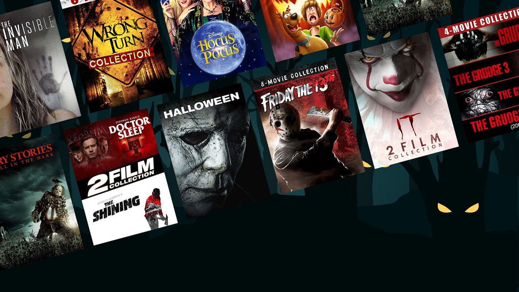 Scary top deals: Shocktober up to 40% off