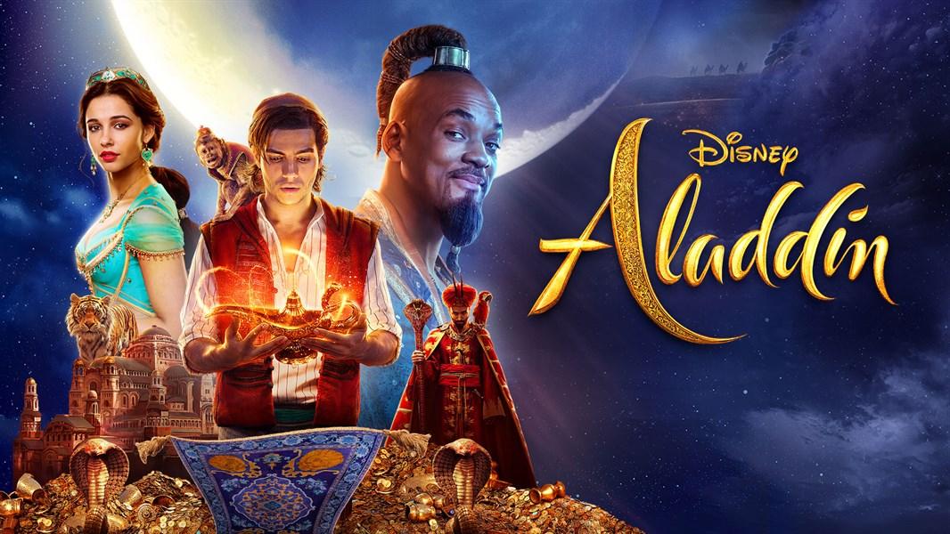 Aladdin (2019) + Bonus