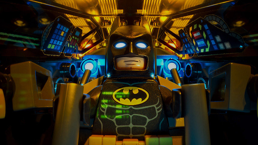 Own The LEGO Batman Movie