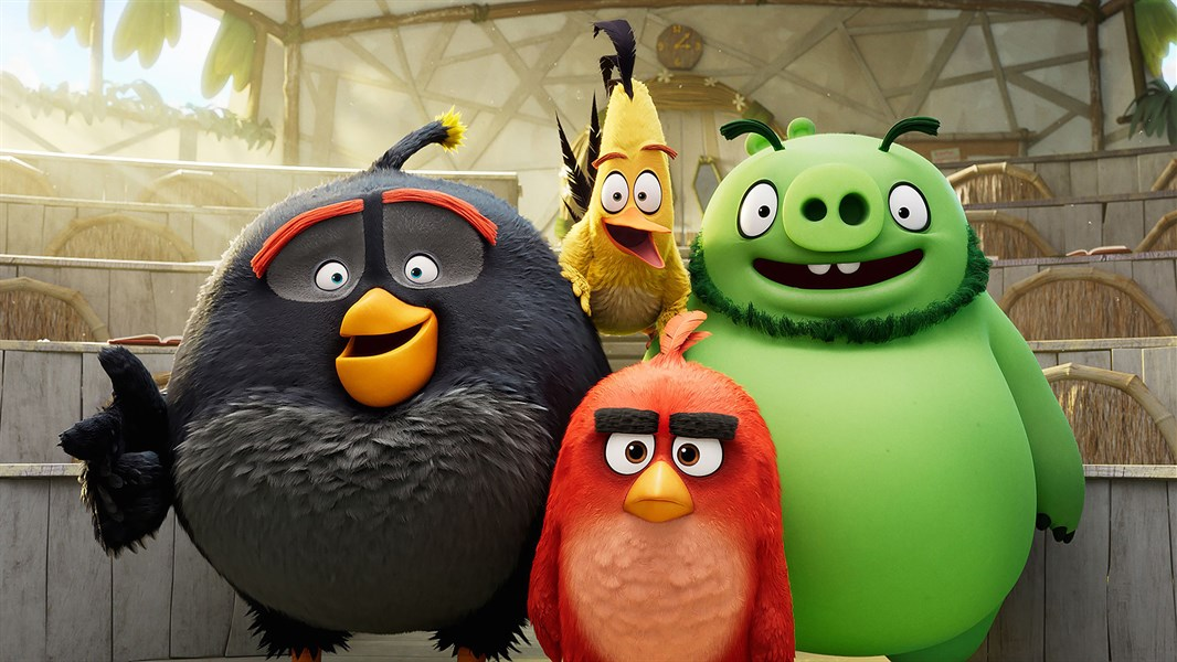 Angry Birds 2 - Der Film