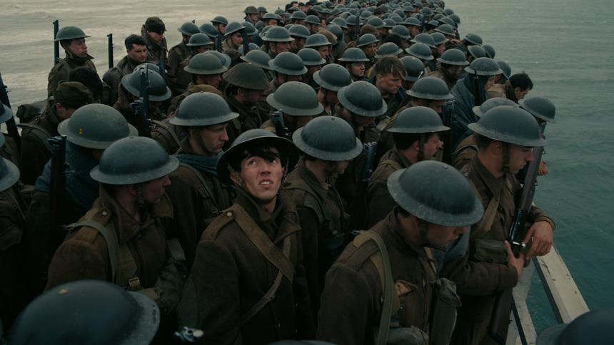 Dunkirk (2017) + Bonus
