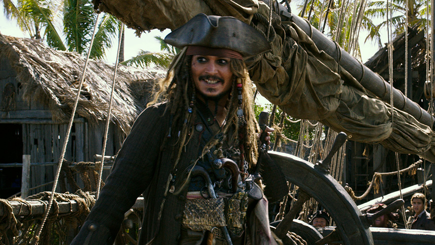 Pirates des Caraïbes : La vengeance de Salazar + Bonus