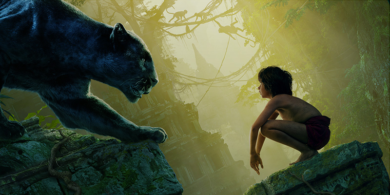 The Jungle Book + Bonus