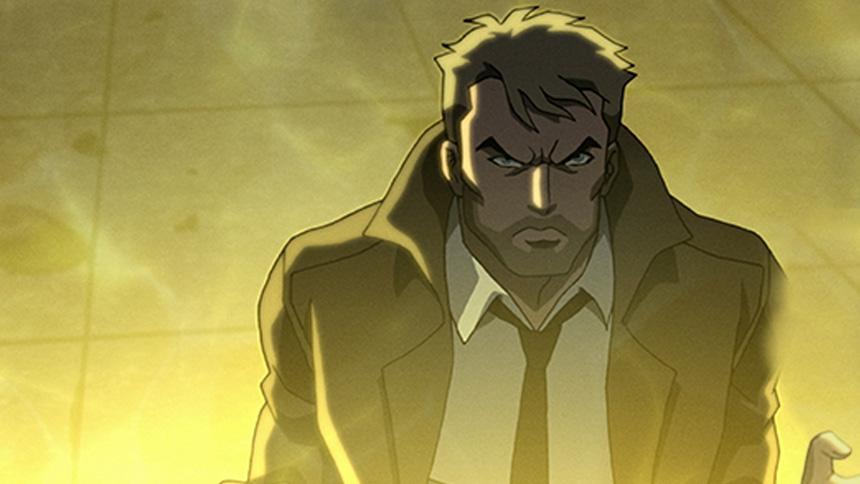 DC: Constantine: Ciudad de demonios