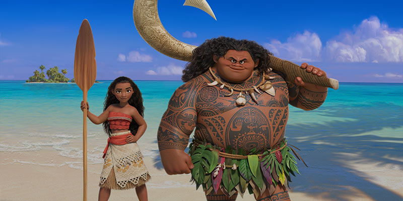 Own Moana + Bonus today