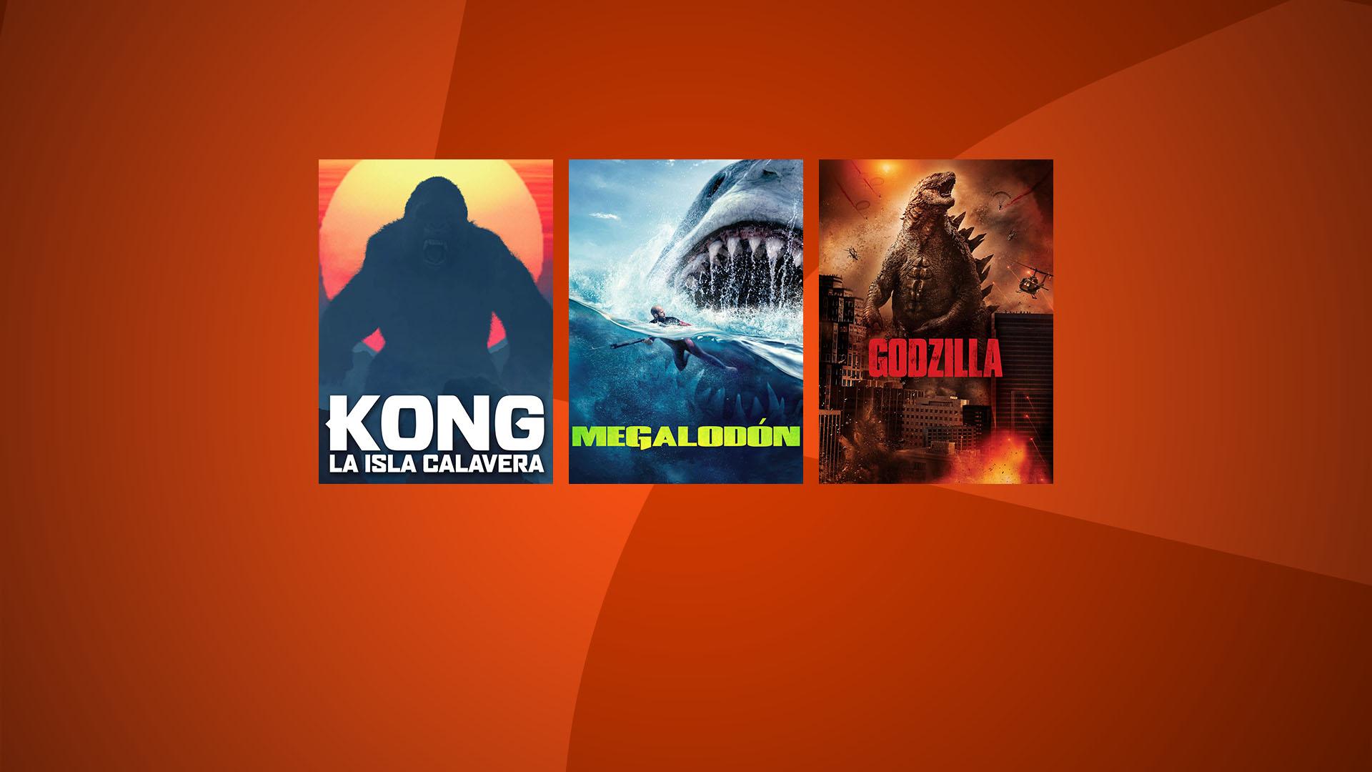 Ofertas en películas de monstruos