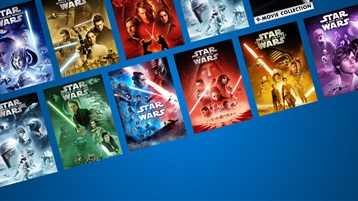 Star Wars movies up to 60% off