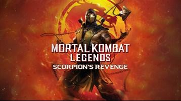 Mortal Kombat Legends: Scorpion's Revenge + Bonus