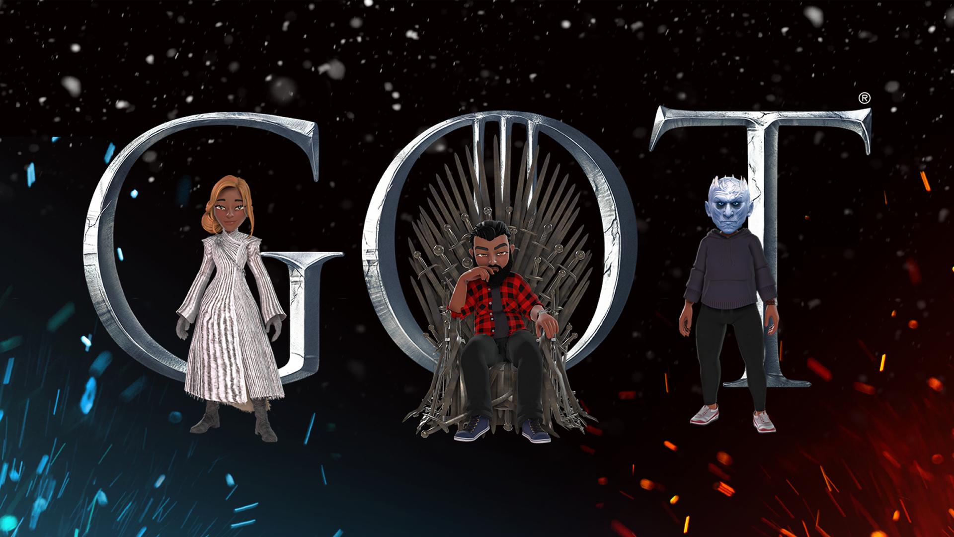 Game of Thrones: un avatar offert à l'achat