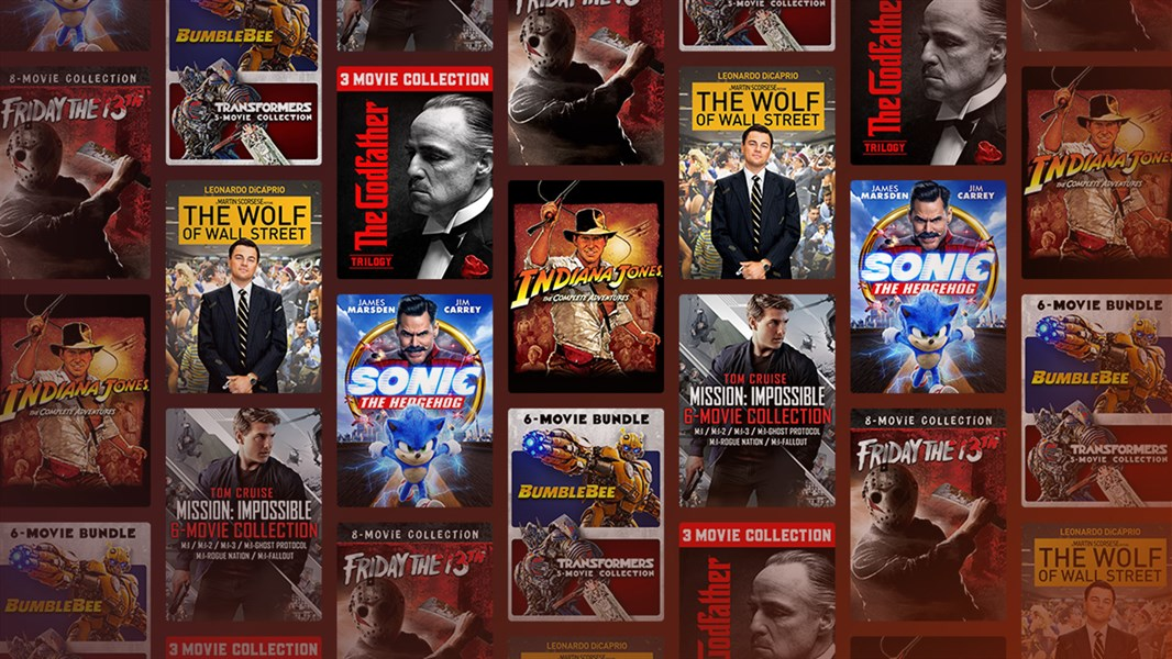Top deals: Movies up to 40% off