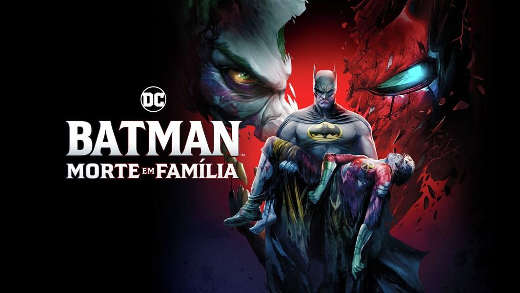 DCU Batman: Morte em Família