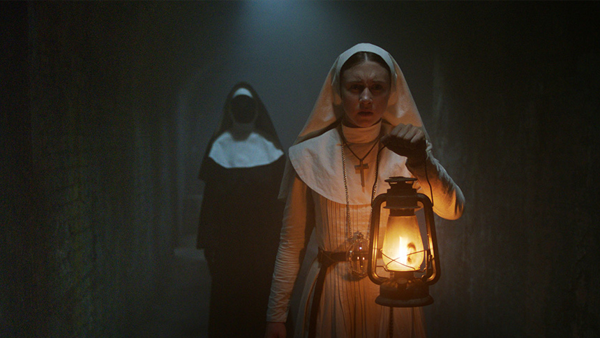 The Nun + Bonus