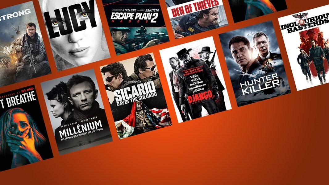 Movie rentals as low as $0.99
