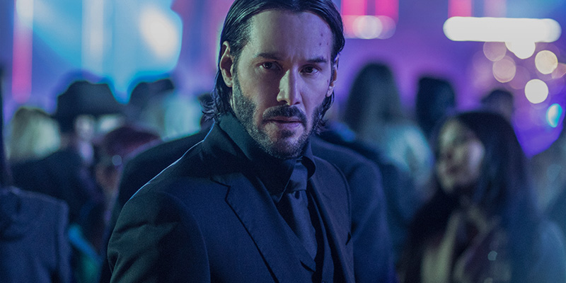 Own John Wick Chapter 2