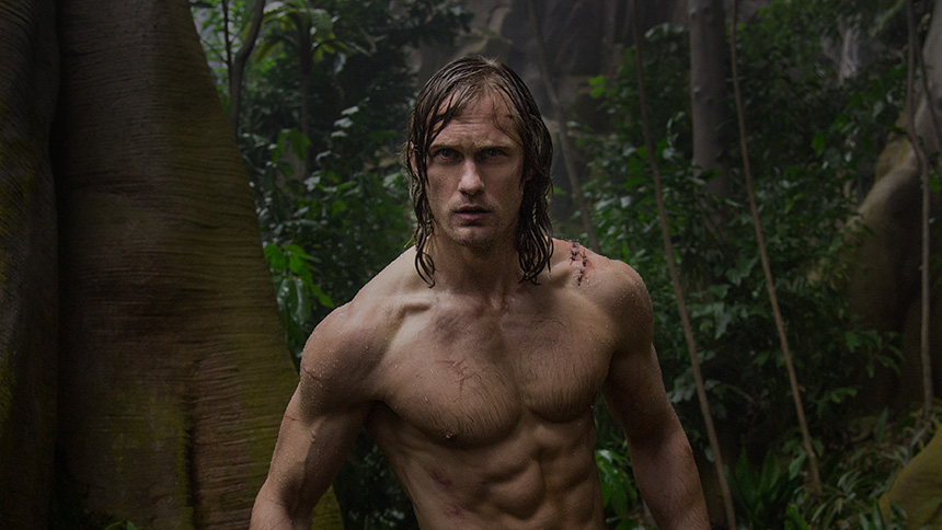 Own The Legend of Tarzan