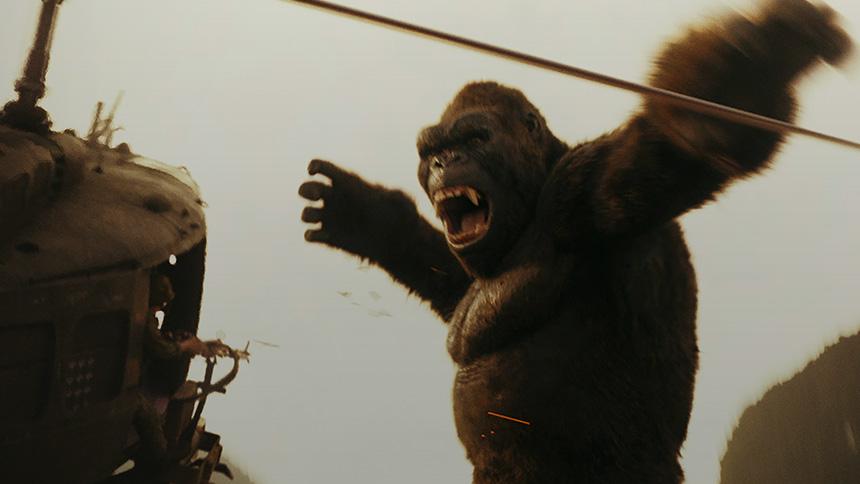 Kong: Skull Island + Godzilla 2-Film Collection