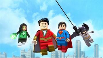 LEGO DC ¡Shazam! Magia y monstruos
