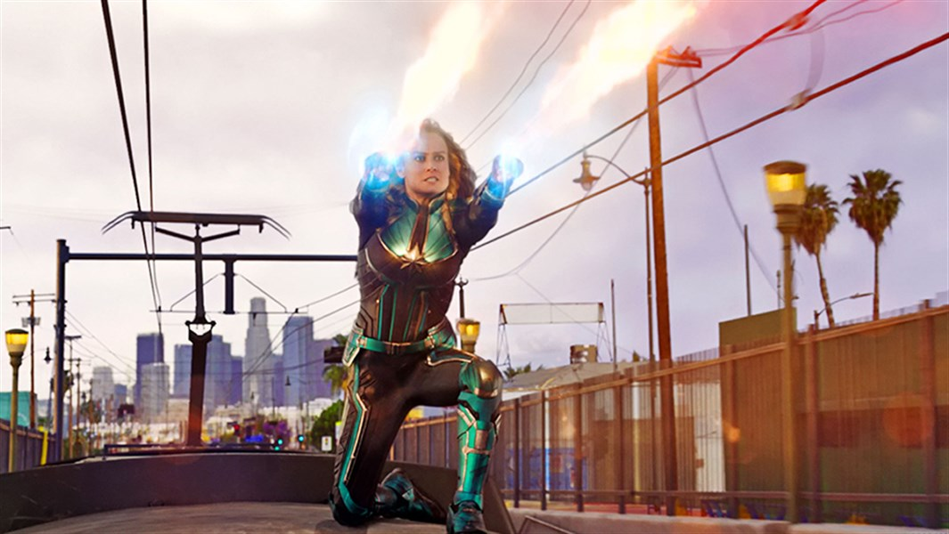 Captain Marvel + Bonus