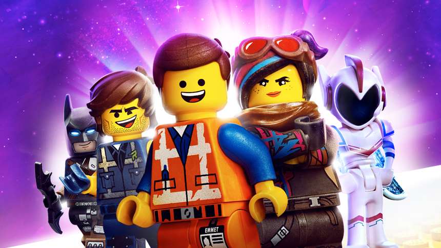 The LEGO Movie 2: The Second Part + Bonus