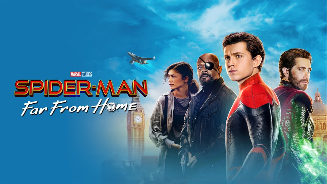 Spider-Man: Far From Home + Bonus