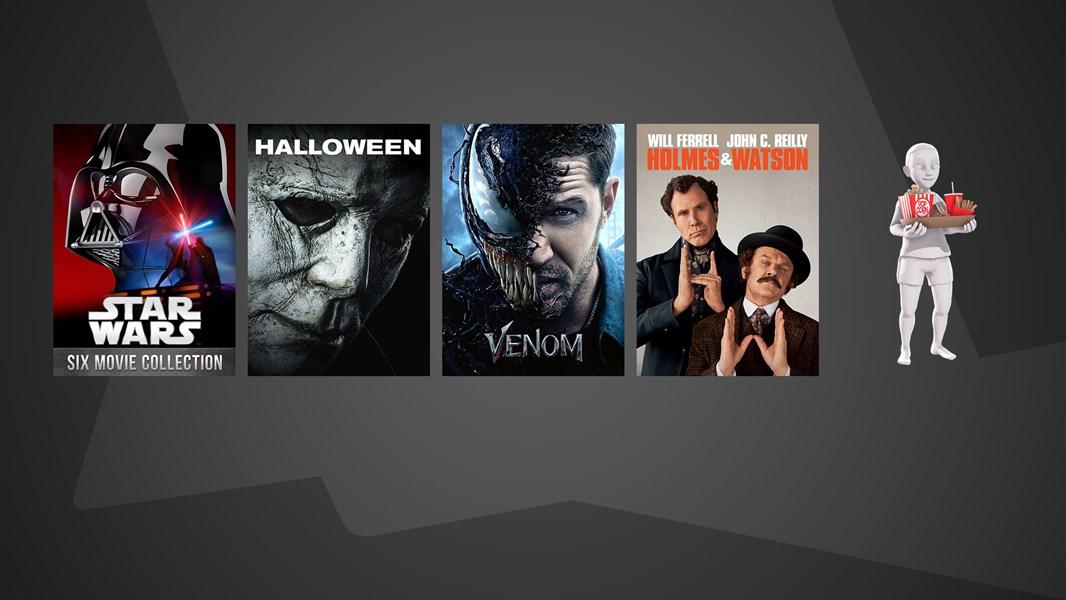 Blockbuster movie sale + free avatar gift